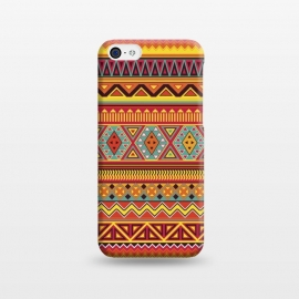 iPhone 5C  AZTEC PATTERN by Diego Tirigall ()