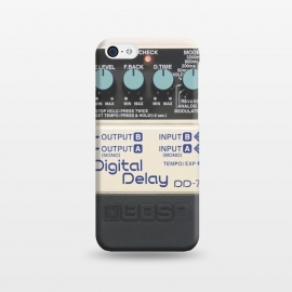 iPhone 5C  CASE DIGITAL DELAY by Diego Tirigall ()