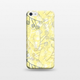iPhone 5C  Ghost Leaves by Rachael Taylor ()