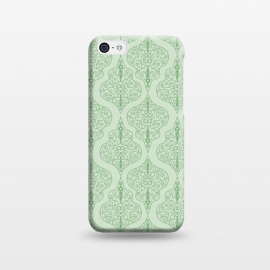 iPhone 5C  Ogee Swirl by TracyLucy Designs