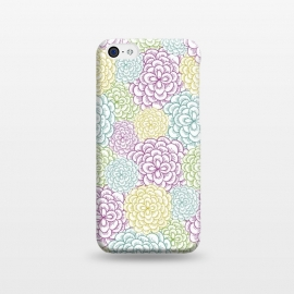 iPhone 5C  Dahlia by TracyLucy Designs