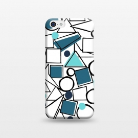 iPhone 5C  Geometric by Dunia Nalu