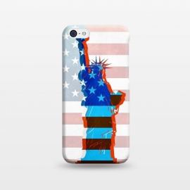 iPhone 5C  Usa by M.O.K.