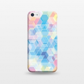 iPhone 5C  Hexagons by M.O.K. ()