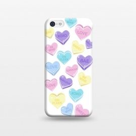 iPhone 5C  Heart Candy by M.O.K. ()