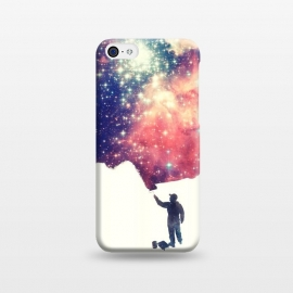 iPhone 5C  Painting The Universe by Philipp Rietz