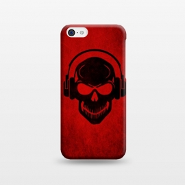 iPhone 5C  Skull by Philipp Rietz ()