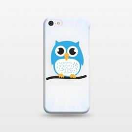iPhone 5C  Sweet Cute Owl by Philipp Rietz
