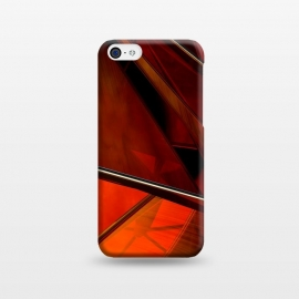 iPhone 5C  Red Plexus by Adoryanti ()