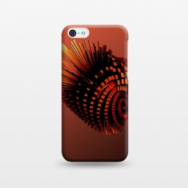 iPhone 5C  Your Bronze Cyborg Heart by Adoryanti ()