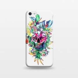 iPhone 5C  Skull Island by Riza Peker