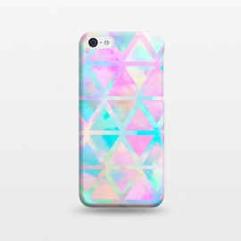 iPhone 5C  Pastel Aztec by M.O.K. ()