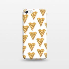 iPhone 5C  Pizza Heart by M.O.K. ()