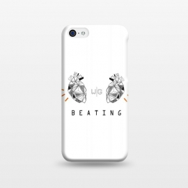 iPhone 5C  Hearts Capicúa by W-Geometrics