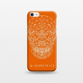 iPhone 5C  Calavera by W-Geometrics ()