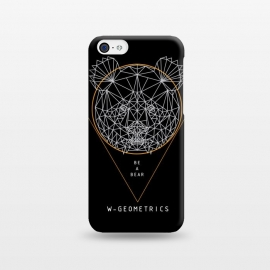 iPhone 5C  Bear Black by W-Geometrics ()