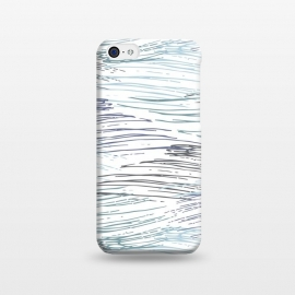 iPhone 5C  Rythmic Strokes by TracyLucy Designs ()
