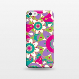 iPhone 5C  Flourish by Shelly Bremmer ()