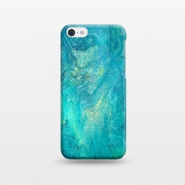 iPhone 5C  Sea Stone by Ashley Camille ()