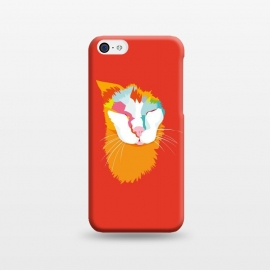 iPhone 5C  Cat Love by Stefania Pochesci ()