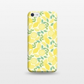 iPhone 5C  Lemons by TracyLucy Designs ()