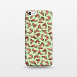 iPhone 5C  Watermelon Toss by TracyLucy Designs