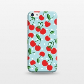 iPhone 5C  Cherries by Leska Hamaty ()