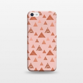 iPhone 5C  Triangles by Leska Hamaty