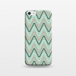 iPhone 5C  Chevron by Leska Hamaty