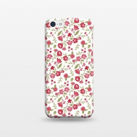 iPhone 5C  Floral by Leska Hamaty ()