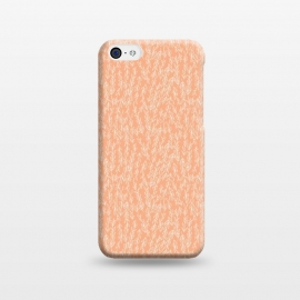 iPhone 5C  Coral Leaves by Zoe Charlotte ()
