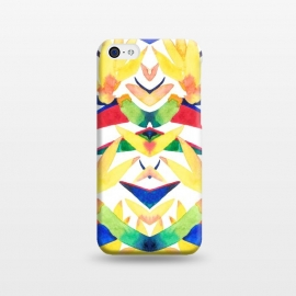 iPhone 5C  Bird Of Paradise Flash by Amaya Brydon ()