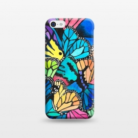 iPhone 5C  Butterfly Spark by Amaya Brydon ()