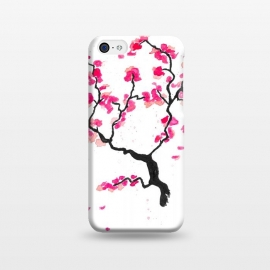iPhone 5C  Cherry Blossoms by Amaya Brydon ()
