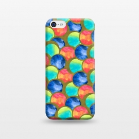 iPhone 5C  Cosmic Caviar by Amaya Brydon