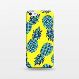 iPhone 5C  Pineapple Lush by Amaya Brydon ()