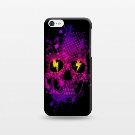 iPhone 5C  Acid Skull by Mitxel Gonzalez ()