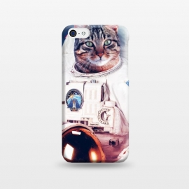 iPhone 5C  Astronaut Cat  by Mitxel Gonzalez ()