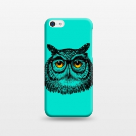 iPhone 5C  Intellectuowl by Mitxel Gonzalez ()