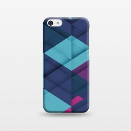 iPhone 5C  Isometric by Mitxel Gonzalez