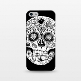 iPhone 5/5E/5s  Tattooed Skull by  ()