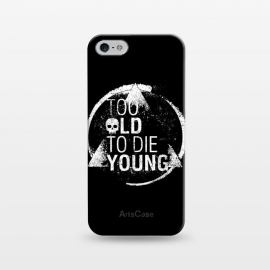 iPhone 5/5E/5s  Too Old To Die Young by Mitxel Gonzalez ()