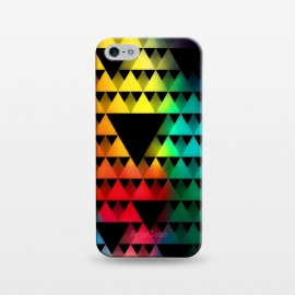 iPhone 5/5E/5s  Triangular Pattern by Mitxel Gonzalez ()