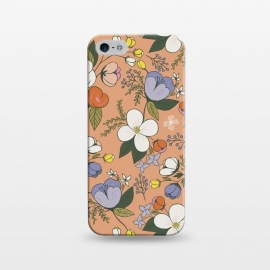 iPhone 5/5E/5s  Floral Bouquet by TracyLucy Designs