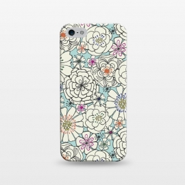 iPhone 5/5E/5s  Marisa Floral by TracyLucy Designs