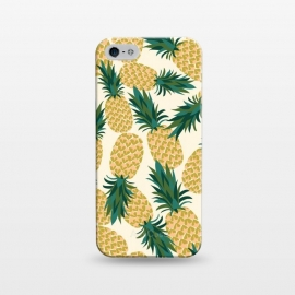 iPhone 5/5E/5s  Pineapples by Laura Grant ()