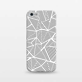 iPhone 5/5E/5s  AB Linear White by Project M ()