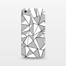 iPhone 5/5E/5s  AB Lines White by Project M ()