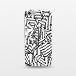 iPhone 5/5E/5s  AB Lines 2 White by Project M ()