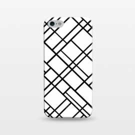 iPhone 5/5E/5s  Map 45 White by Project M ()